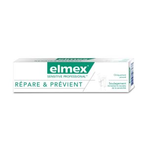 Dentifrice Elmex Sensitive Professional - 75ml
