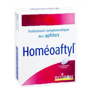 HOMEOAFTYL 60 COMPRIMES