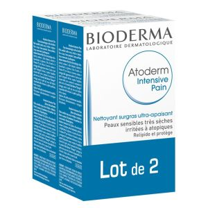 ATODERM Intensive Pain - Lot de 2