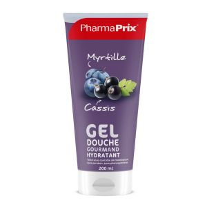 Gel douche gourmand Cassis Myrtille - 200ml