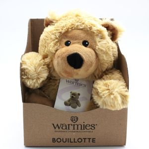 Bouillotte Ours Beige