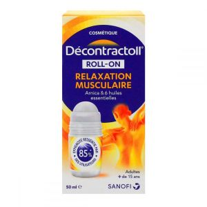 Décontractoll roll-on 50 ml - Sanofi