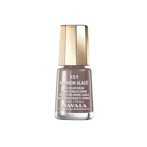 Mini Vernis Marron Glace - 5mL