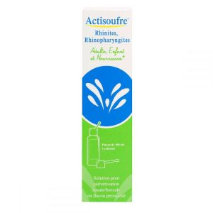 Actisoufre Spray nasal/buccal 100ml