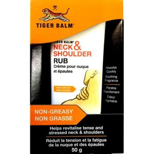 Baume du Tigre Neck & Shoulder - Tube 50g