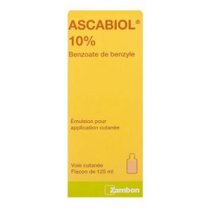 Ascabiol 10% - Flacon de 125 mL