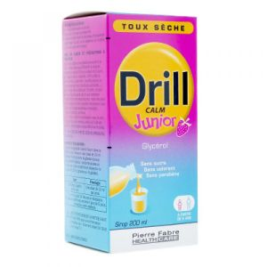 Drill Calm Jun Sirop - flacon de 200ml