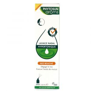 Lavage Nasal Hypertonique - 100mL