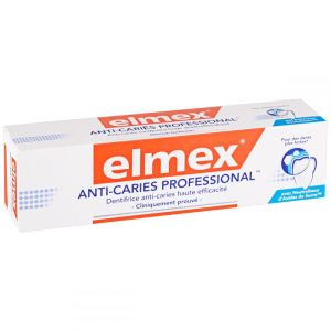 Dentifrice anti caries Professional Elmex 75 ml - 75 ml